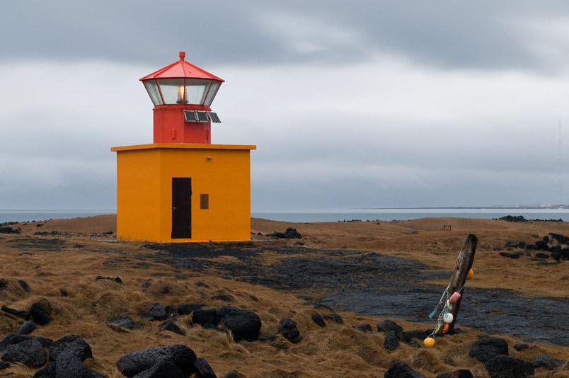 Lighthouse - Iceland