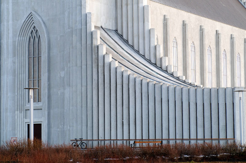 Church of Hallgrímur - Reykjavik - Iceland