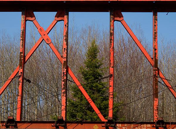 Rail Car - Eau Claire - Ontario