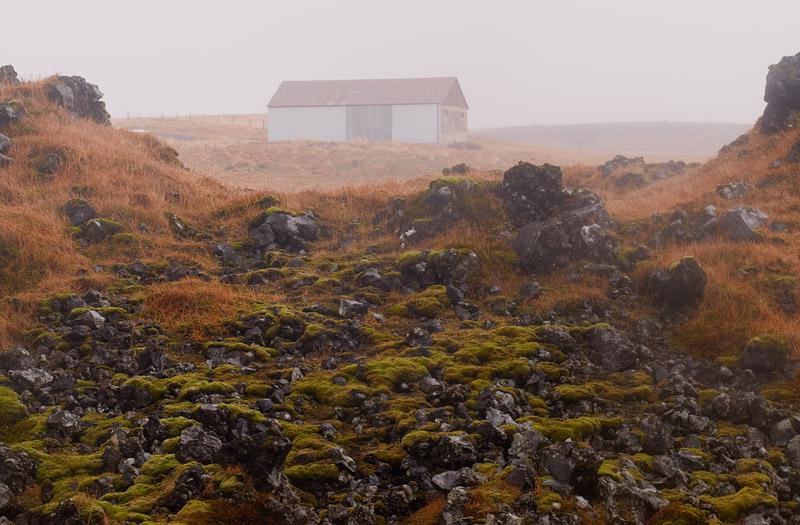 Barn - Iceland