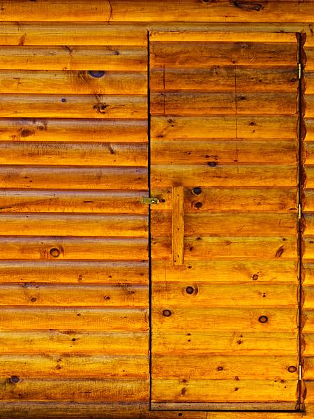 Shed Door - Westmeath - Ontario