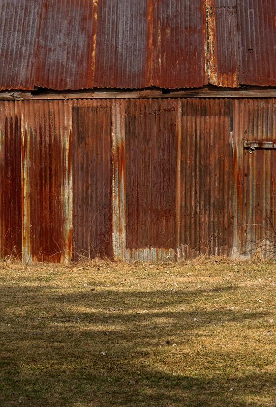Rusty Barn - Eau Claire - Ontario