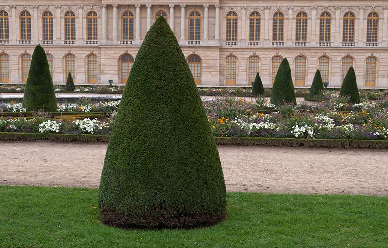 Garden - Palace of Versailles - France