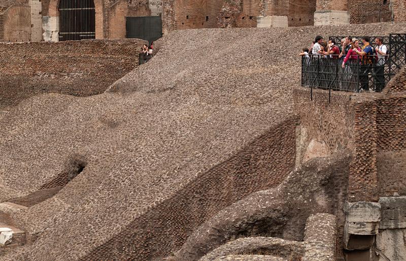 Tourists - Rome - Italy