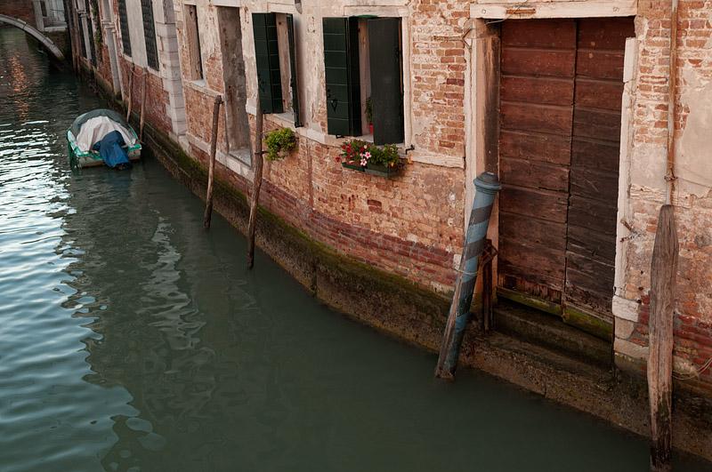 Canal - Venice - Italy