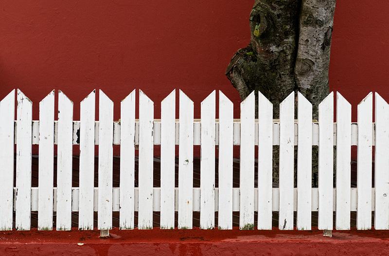 Fence - Reykjavik - Iceland
