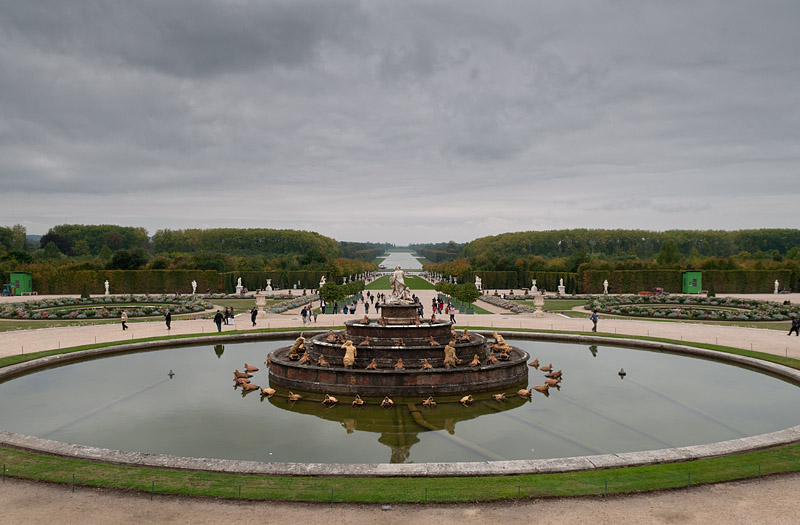 Fountain - Palace of Versailles – France