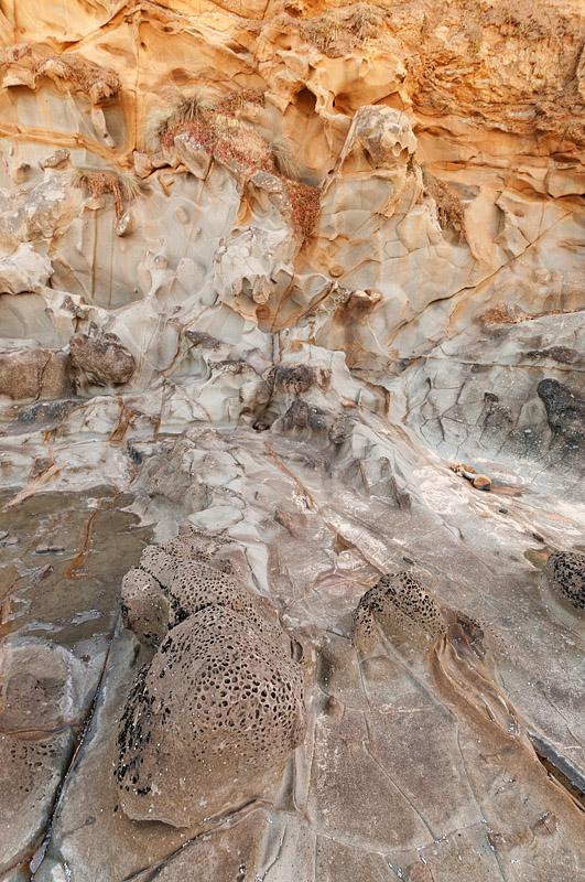 Rock Face - Kilcunda East Beach – Australia