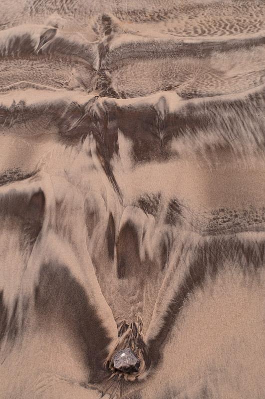 Sand Pattern - Tasmania - Australia