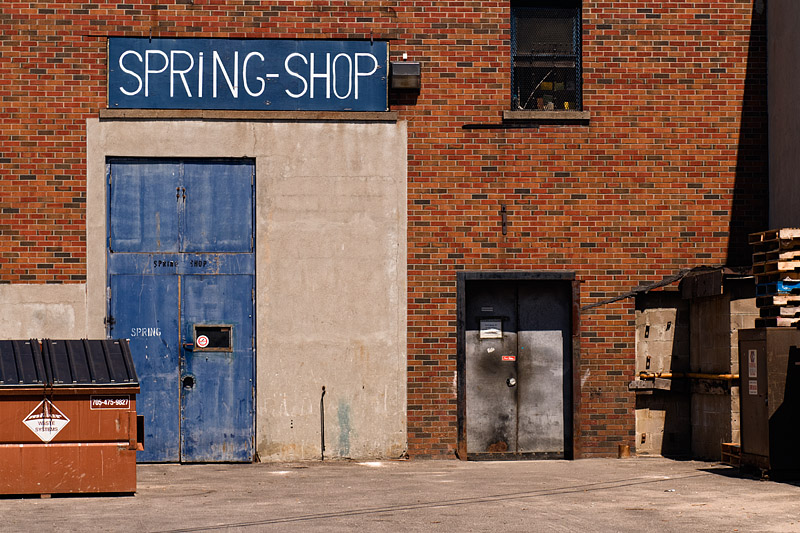 Spring Shop - North Bay - Ontario