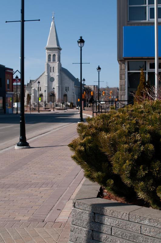Algonquin Avenue - North Bay - Ontario