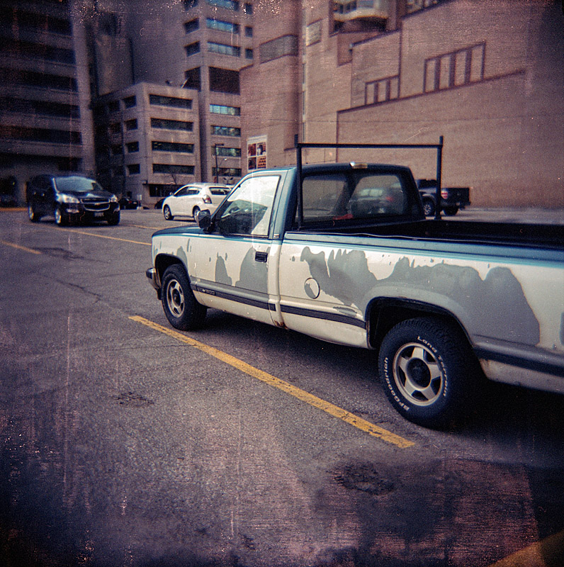 Truck - Toronto - Ontario