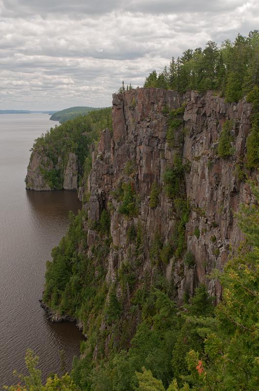 Devil's Rock - Haileybury - Ontario