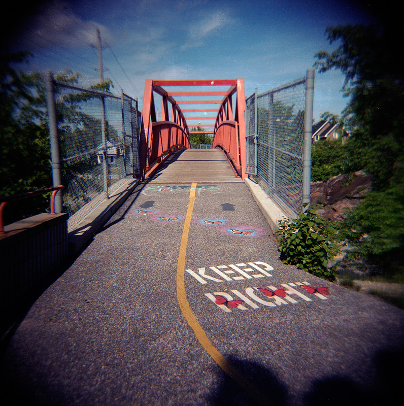 Kinsmen Trail Bridge - North Bay - Ontario