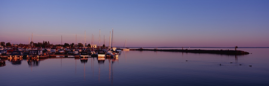 Marina - North Bay - Ontario
