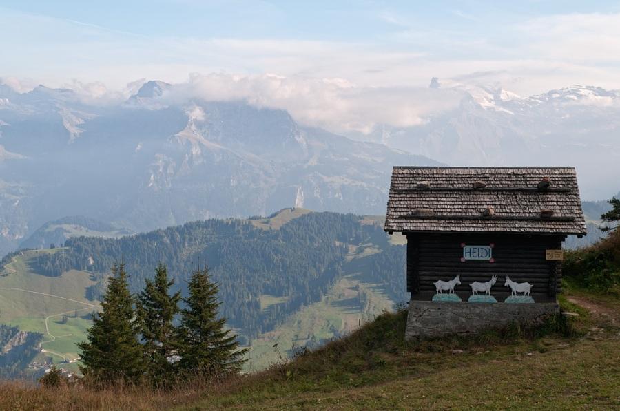 Heidi - Switzerland