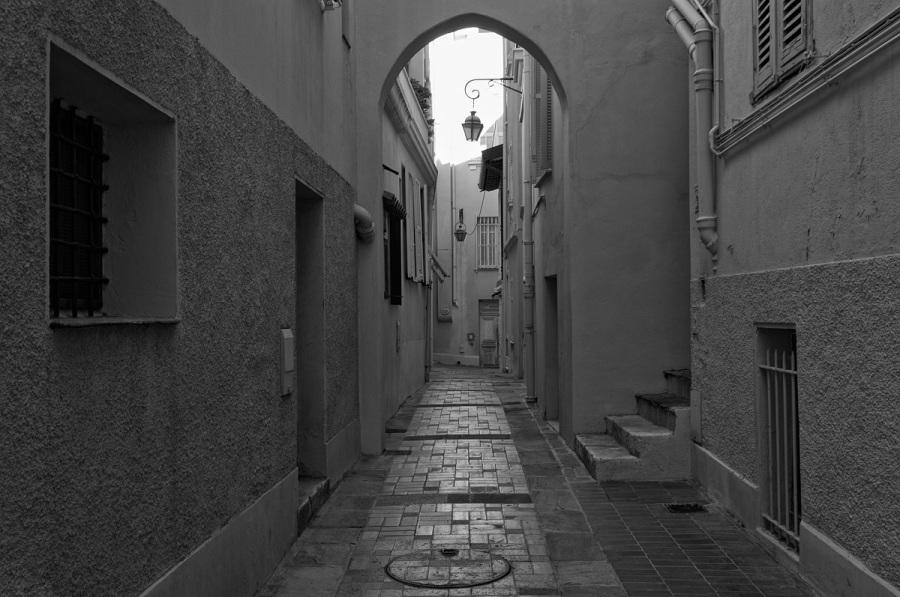 Alley - Monaco