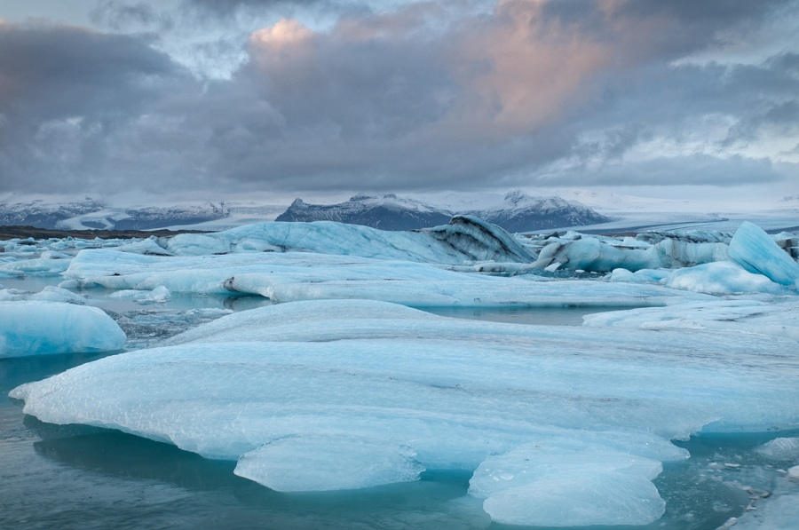 Glacier Lagoon - Iceland