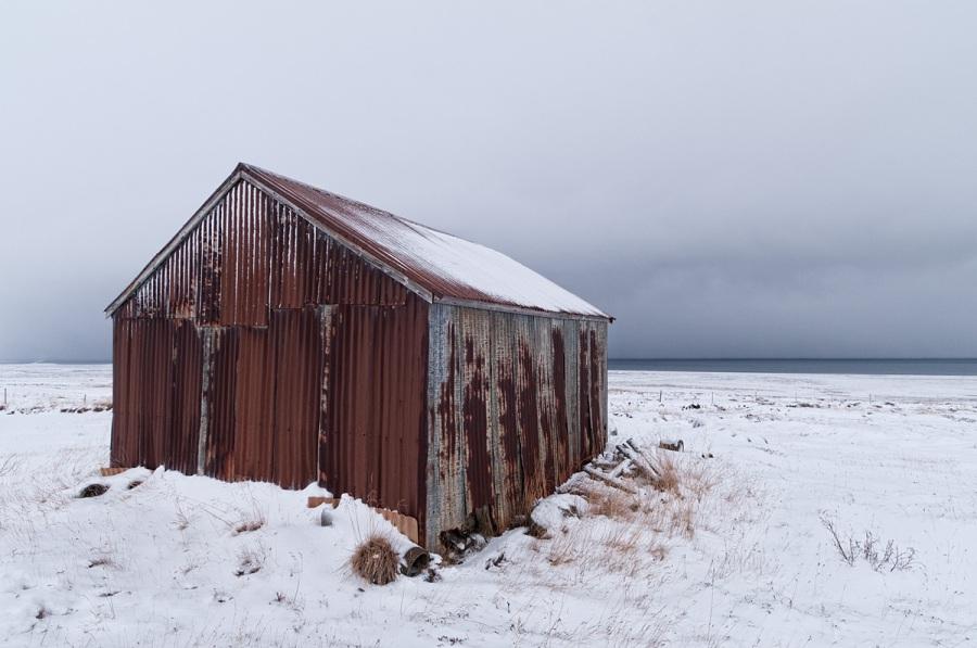 Shed - Iceland