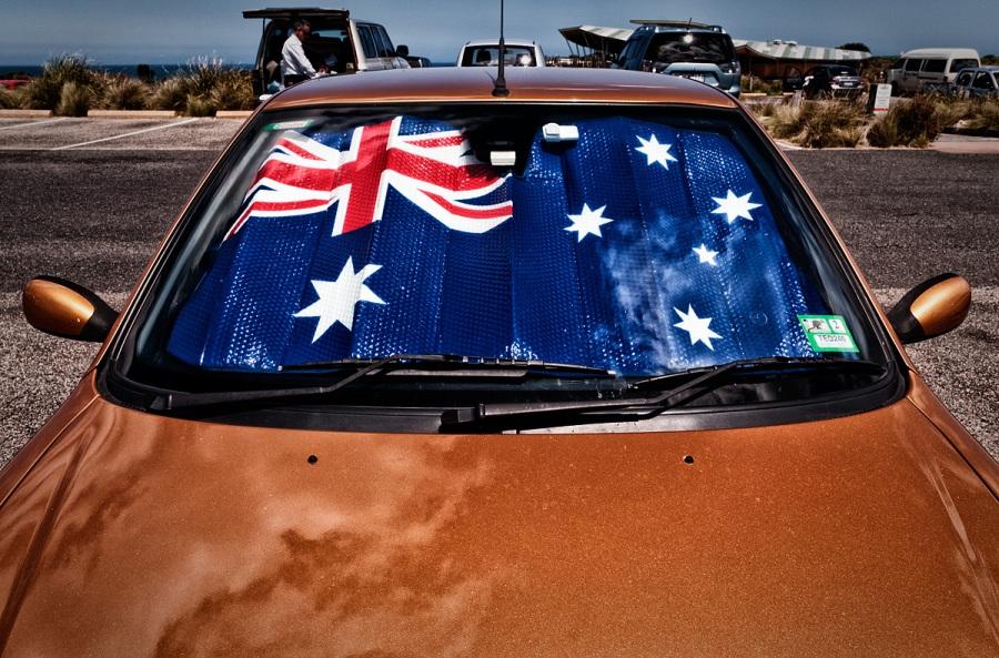 Sun Shade - Australia