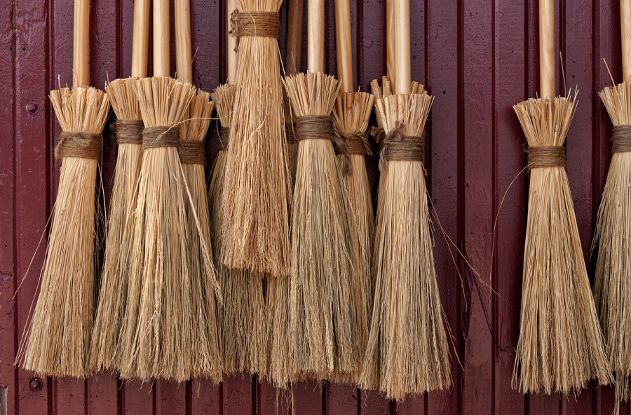 Wizard Brooms - St. Jacobs - Ontario