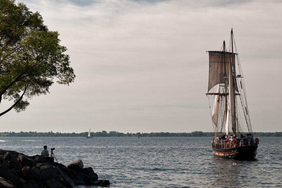 Tall Ship - Bath - Ontario