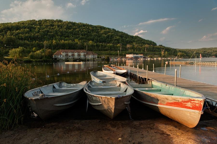 Boats - North Bay - Ontario