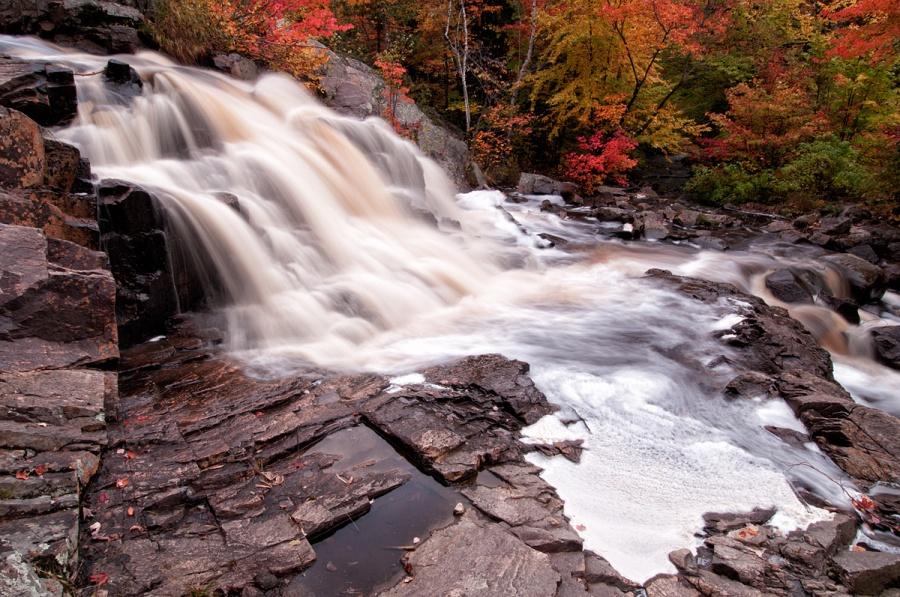 Duchesnay Falls - North Bay - Ontario