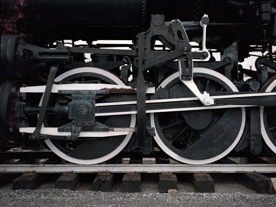 Locomotive #503 - North Bay - Ontario