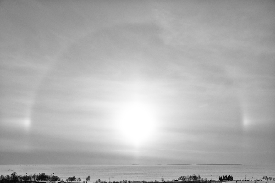 Sun Dog - North Bay - Ontario