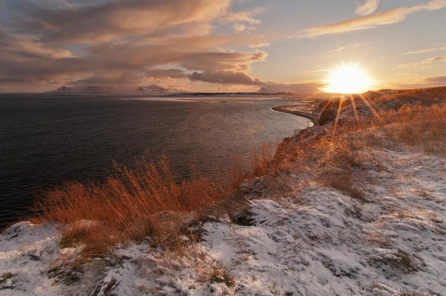 Cliffs - Iceland