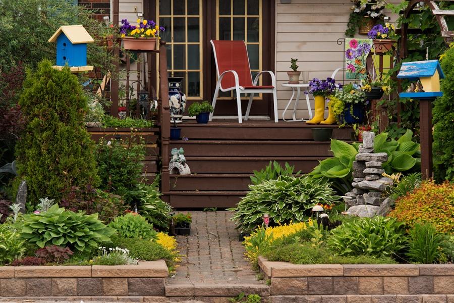 Garden - North Bay - Ontario