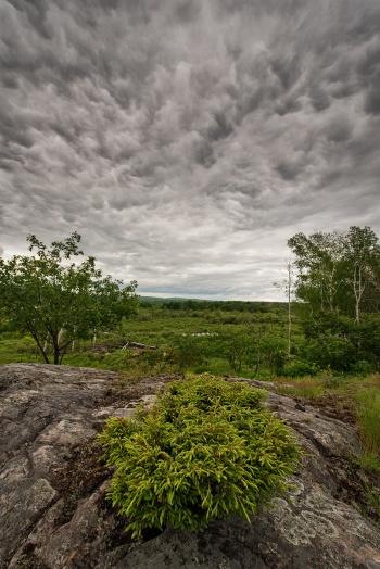 Stormy Sky - North Bay - Ontario