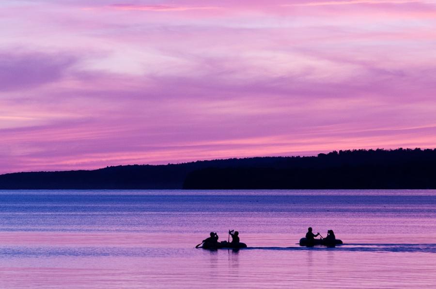Sunset - North Bay - Ontario