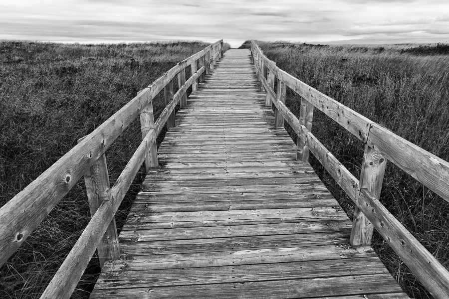 Boardwalk - Nova Scotia