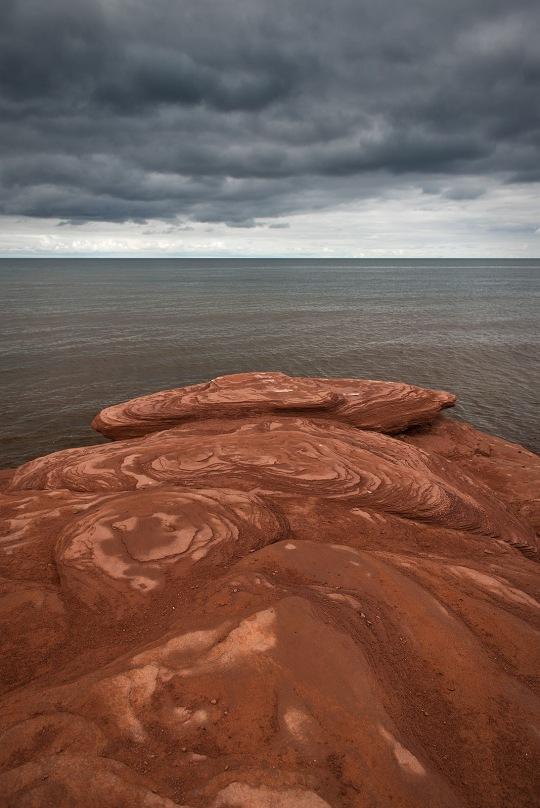 Red Rock - Prince Edward Island