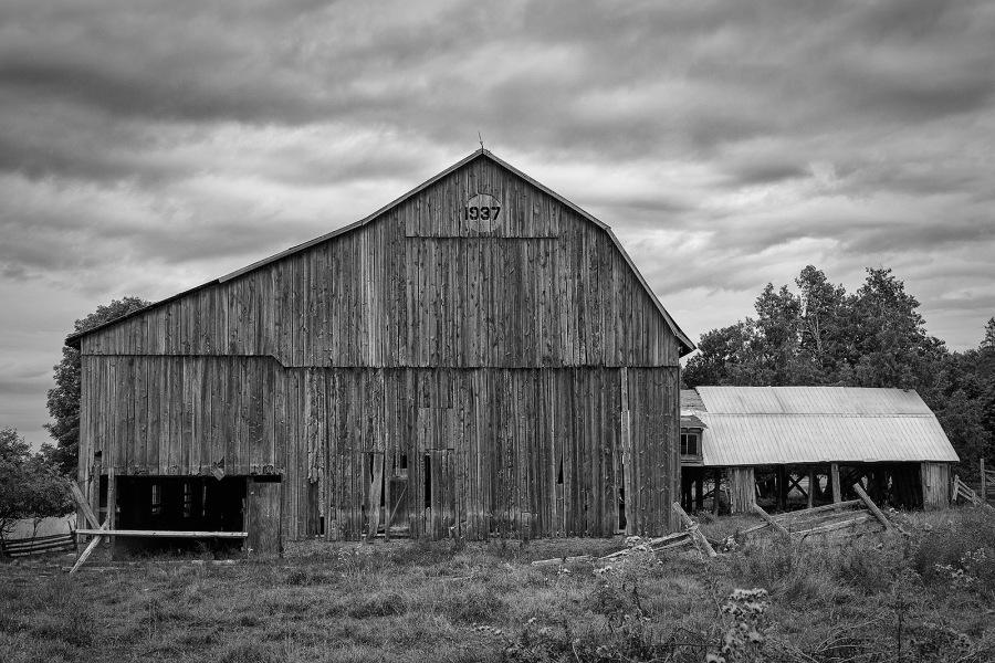 Barn - Manitoulin Island - Ontario