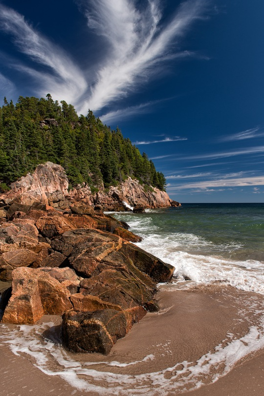 Beach - Cape Breton Island - Nova Scotia