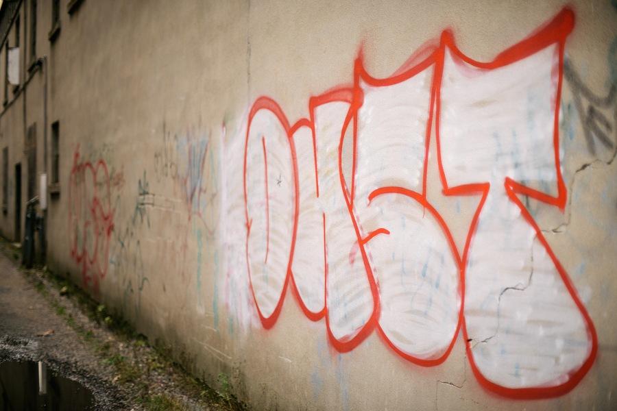 Graffiti - North Bay - Ontario