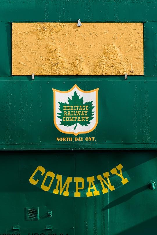 Caboose - North Bay - Ontario