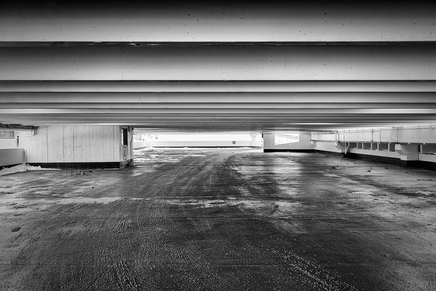 Parking Garage - North Bay - Ontario