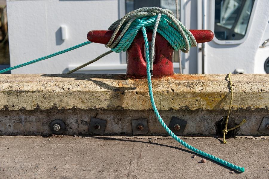 Pier Cleat - Nova Scotia