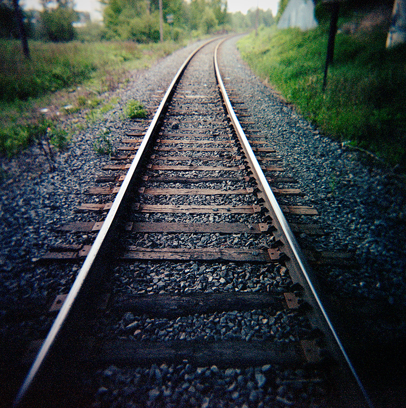 Tracks - North Bay - Ontario