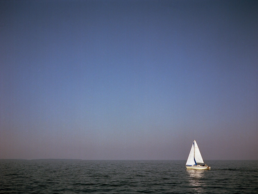 Sailboat - North Bay - Ontario