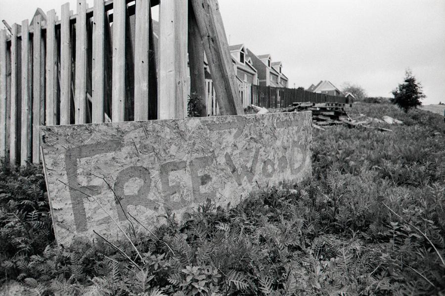 Free Wood - North Bay - Ontario
