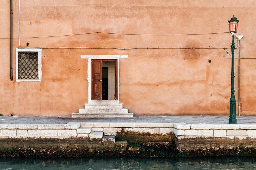 Door - Venice - Italy