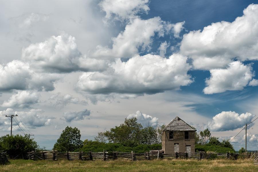 Abandoned House - Manitoulin Island - Ontario