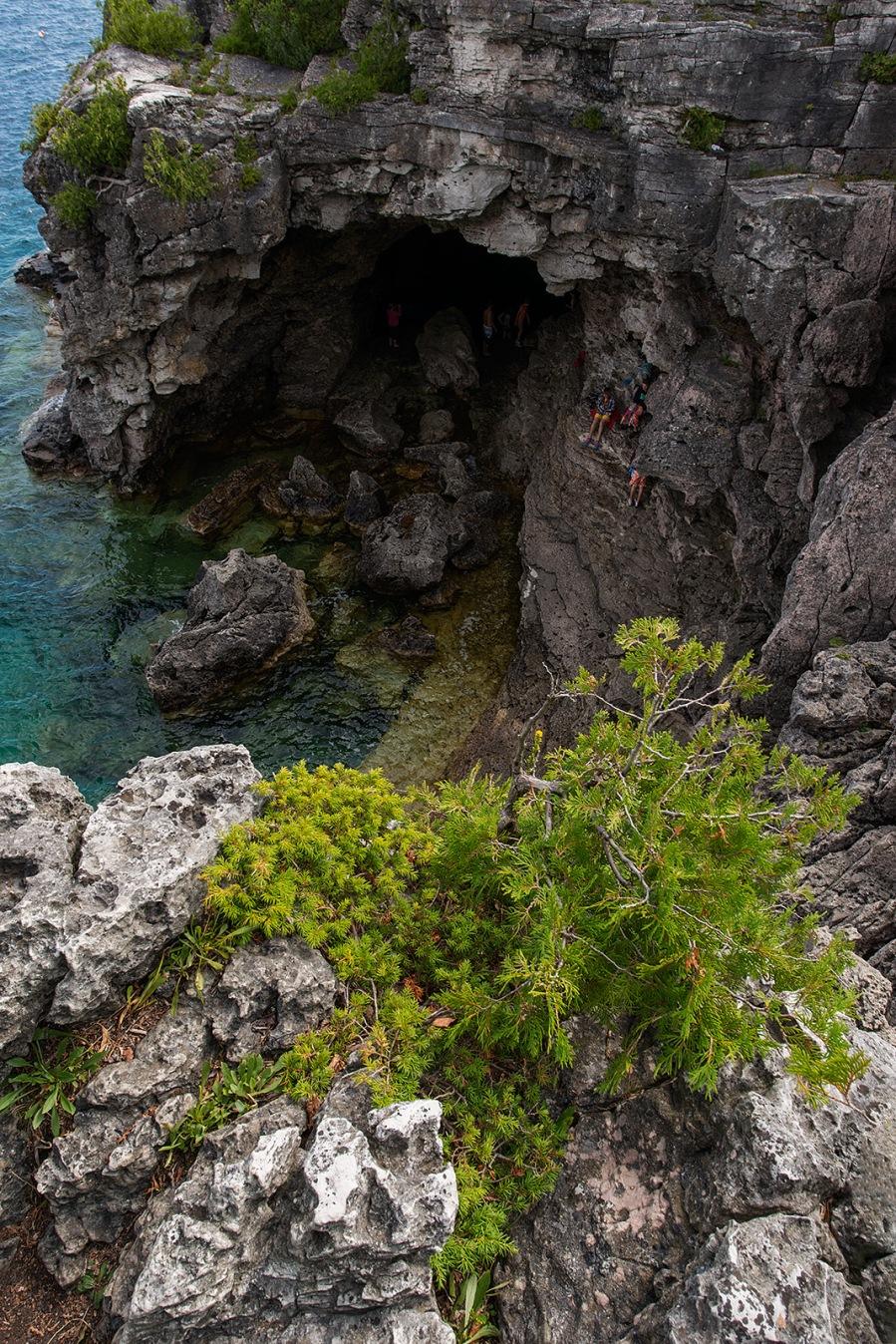 The Grotto - Bruce Peninsula - Ontario