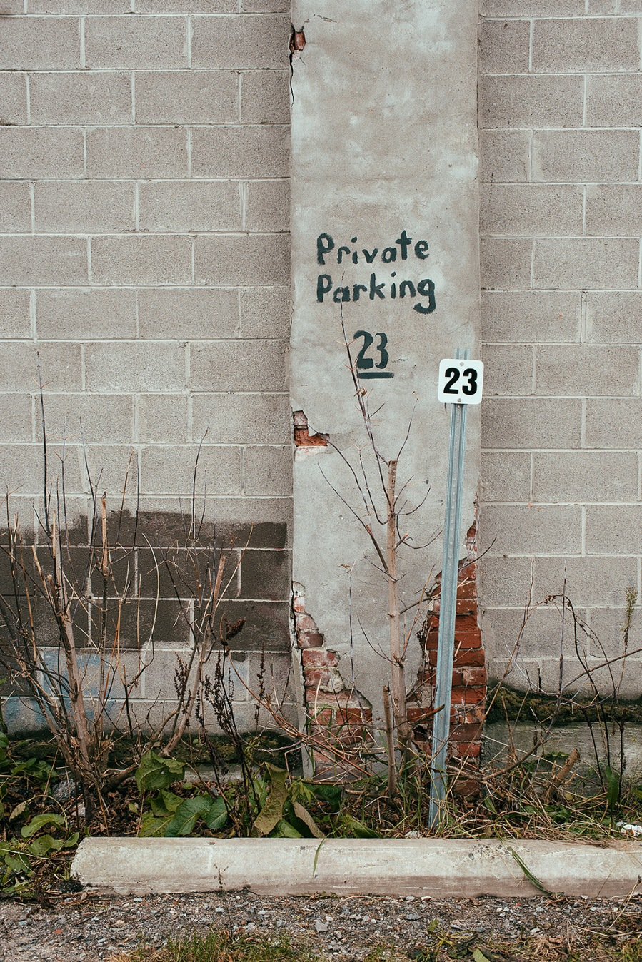 Private Parking - North Bay - Ontario