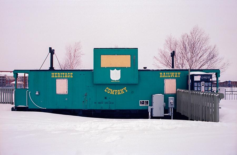 Heritage Railway Company - North Bay - Ontario